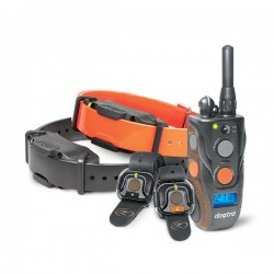 Dogtra ARC800handfree voor 2 honden