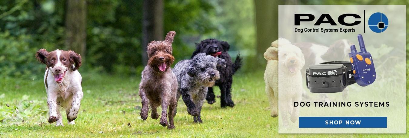 Pac Dog Control